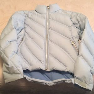 Nike Baby Blue Down Jacket